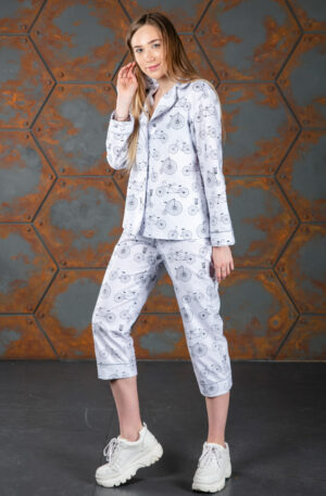 Как появились пижамы