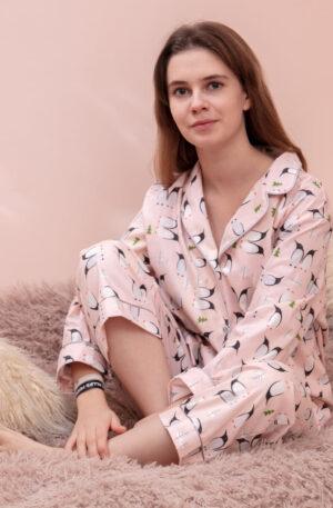 Женские пижамы и рубашки